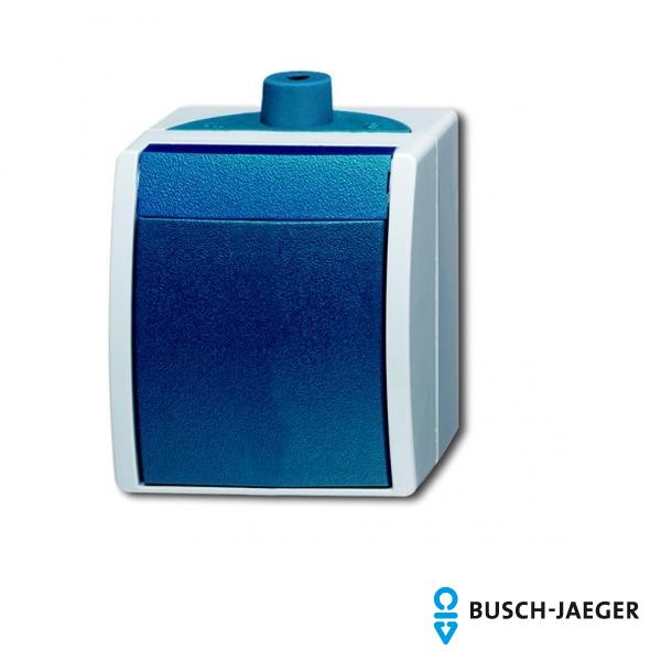 abb busch jaeger ocean schak 2p opbouw ip44. Black Bedroom Furniture Sets. Home Design Ideas